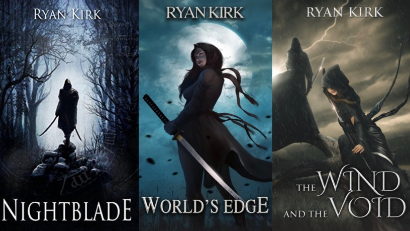 the nightblade trilogy book review